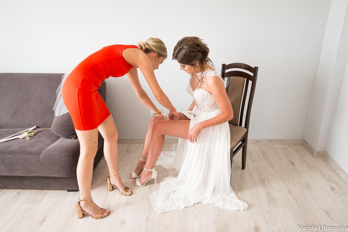Ślub Ani i Łukasza - Kamieńsk