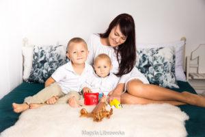 Sesja na pierwsze urodziny Błażeja - Piotrków